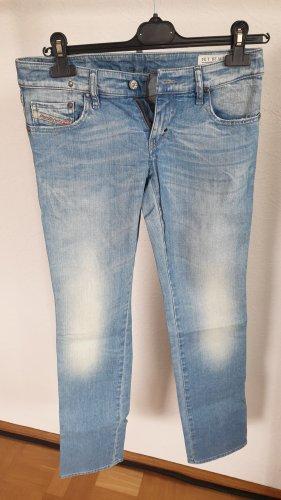 DIESEL Jeans hellblau verwaschen