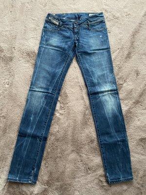Diesel Jeans stretch bleu