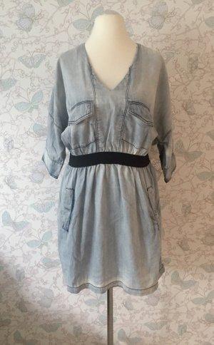 Diesel Jeans-Kleid Dolly, hellblau, Gr.L Neu