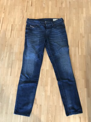 Diesel Jeans, relaxed-skinny fit