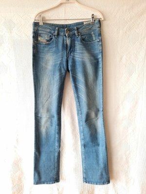 Diesel Industry Jeans elasticizzati blu