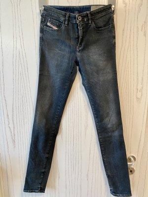 Diesel Jeans skinny blu scuro