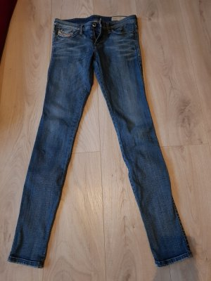 Diesel Jeans - Skinzee Low