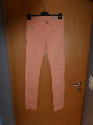Diesel Industry Slim Jeans apricot cotton