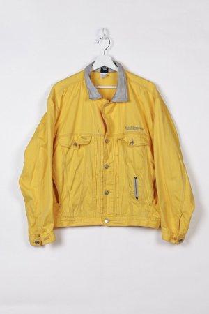 Diesel Jeansjacke in Gelb L