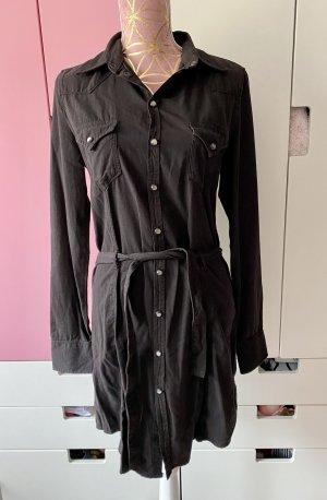 Diesel Jeanskleid schwarz Größe S