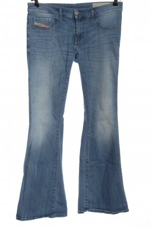 Diesel Denim Flares blue casual look