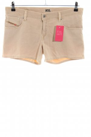 Diesel Jeansshorts creme Casual-Look