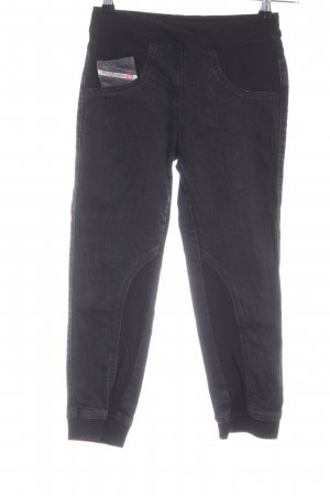 Diesel Jeggings blu stile casual