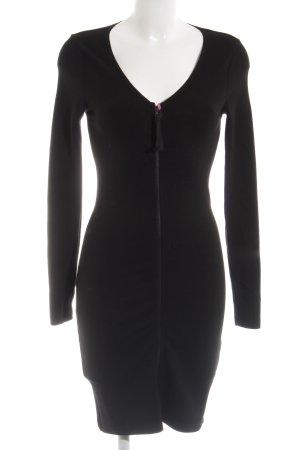 Diesel Jersey Dress black business style