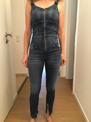 Diesel Jumpsuit NP. 243 Euro in 36 Jeans Stretch.