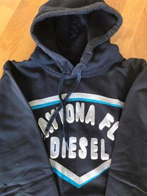 Diesel Pull à capuche noir