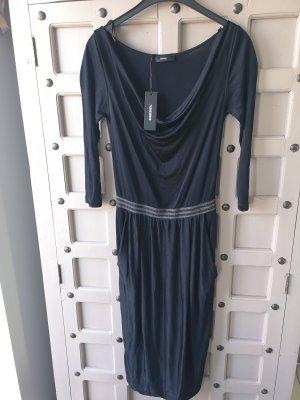 Diesel Kleid Gr 36 Langes Kleid Chic NEU
