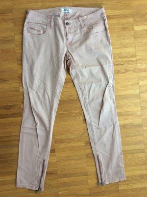 Diesel leichte Jeans rosa Gr.29