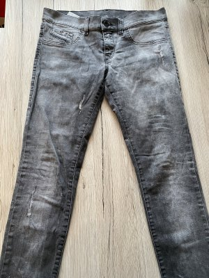 Diesel Jeans taille basse multicolore