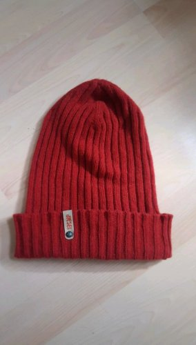 Diesel Knitted Hat red