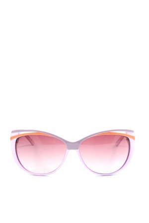 Diesel Oval Sunglasses multicolored casual look
