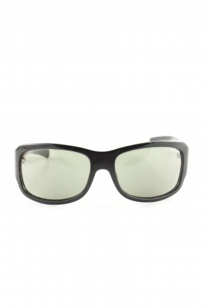 Diesel Oval Sunglasses black business style