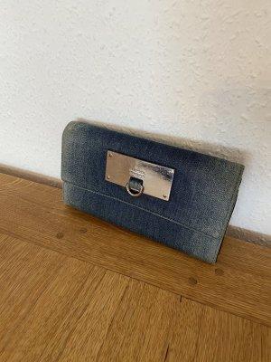 Diesel Portemonnaie in aus Jeans