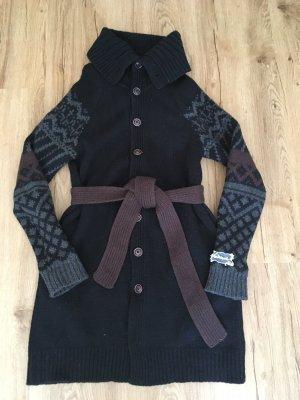 Diesel Jersey de lana negro