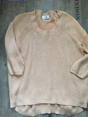 Diesel Wool Sweater pink cotton