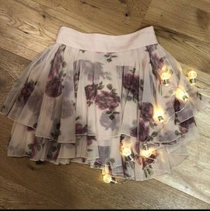 Diesel Tulle Skirt multicolored