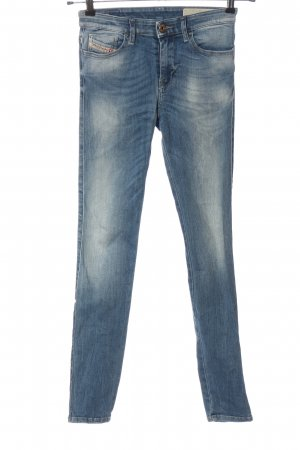 Diesel Tube Jeans blue casual look
