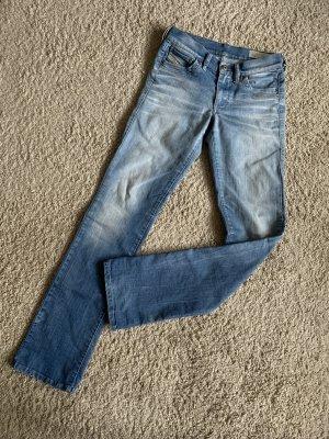 Diesel Ronhoir Jeans bootcut W25L32 lightblue