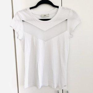 Diesel S 36 T Shirt Weiß kurzarm