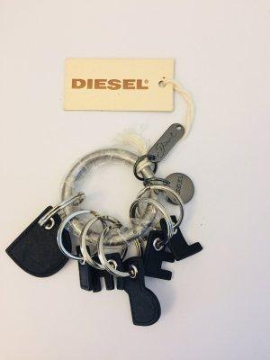 Diesel Porte-clés noir