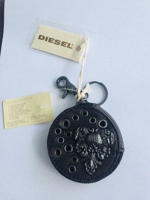 Diesel Sleutelhanger zwart bruin
