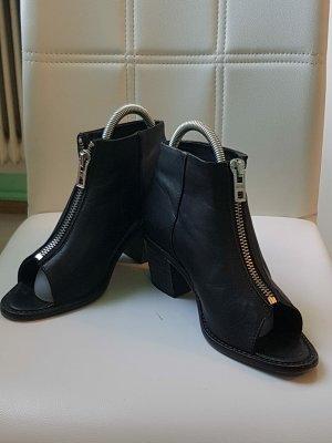 Diesel Botas de tobillo negro