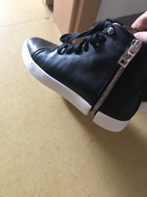 Diesel High Top Sneaker black