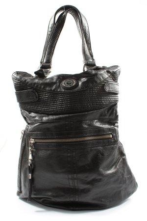 Diesel Shoulder Bag black casual look