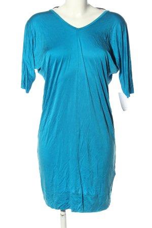 Diesel Shirtkleid blau Casual-Look