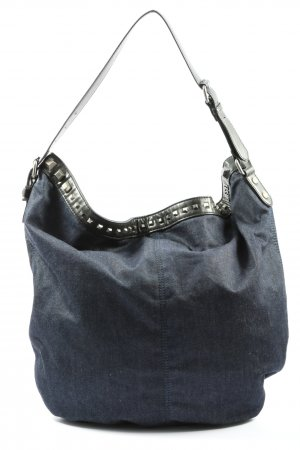 Diesel Shopper blau Casual-Look