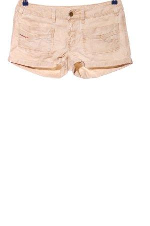 Diesel Shorts nude casual look