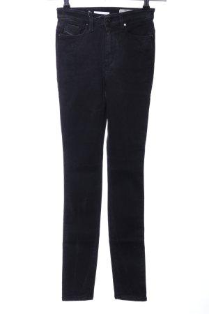 "Diesel Skinny Jeans ""Skinzee High"" schwarz"