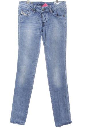 """Diesel Skinny Jeans """"Cuddy"""" blau"""