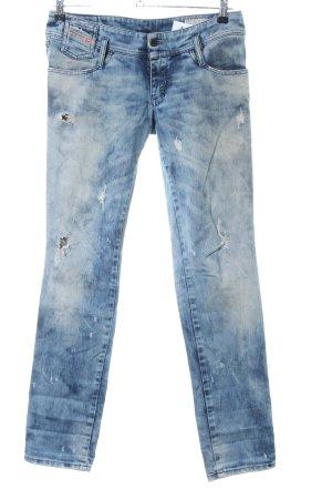 """Diesel Skinny Jeans """"Matic"""" blau"""