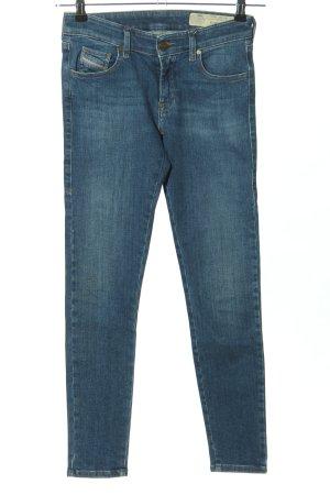 Diesel Skinny jeans blauw casual uitstraling