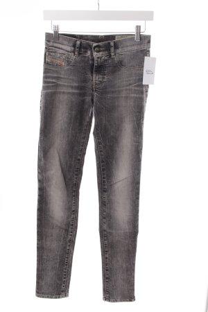 Diesel Skinny Jeans grau