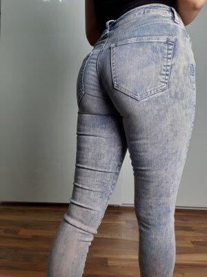 Diesel Skinny Jeans Hose W24 L32 stretch neuwertig