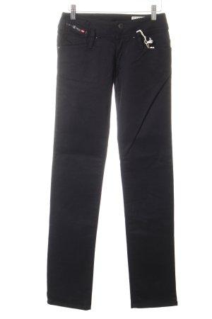 """Diesel Skinny Jeans """"Matic """" schwarz"""