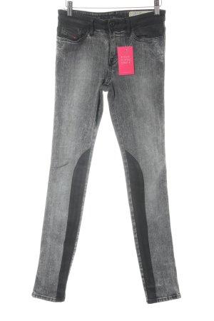 Diesel Skinny Jeans mehrfarbig Casual-Look
