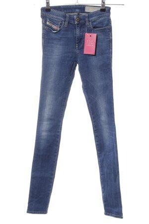 """Diesel Skinny Jeans """"Skinzee"""" blau"""