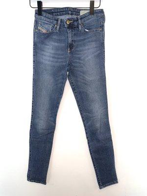 Diesel Skinny Super High Waist Jeans