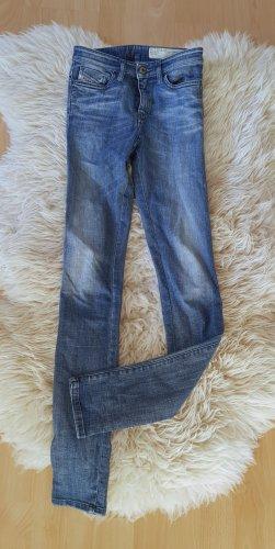 Diesel Skinzee Jeans Hose Slim Skinny W24