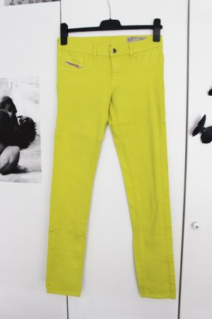 Diesel Slim Fit Giftgrün W30 Jeans Hose