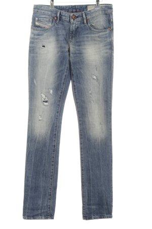 """Diesel Slim Jeans """"Myboy Regular Slim-Straight"""" blau"""
